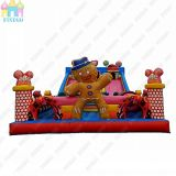 Sale를 위한 사랑스러운 Inflatable Kids Jumping Moonwalk Bounce Houses Jumpers
