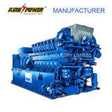 Mwm 2000kwの天燃ガスの発電所のための生物ガスの石炭ガスの発電機