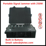 7bands poder superior Portable Jammer Signal Blocker New em 2015