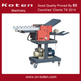 Máquina plegable de papel del libro manual (PFM-354)