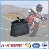 Tubo interno 3.25-16 de la motocicleta natural de la alta calidad