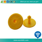 RFID 134.2kHz Animal Ear Tag voor Animal Identification