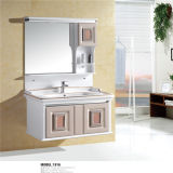 Side CabinetのHighquality新しいPVC Bathroom Vanity