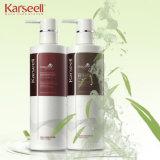 Shampooing de soins capillaires de Karseell, jeu de la kératine une (redresser le cheveu, durable)