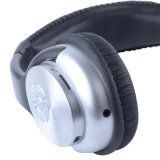 Auscultadores sem fios Bluetooth estéreo com cartão micro SD (RBT-603H)