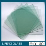 19mm Flat Clear Float Glass Sheet con Solar Control Function per Buildings