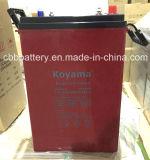 Batería profunda 6V 420ah del ciclo del barco eléctrico del precio de fábrica