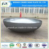 皿に盛られたElliptical Heads Stainless SteelかCarbon Steel Material