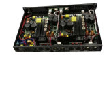 KTV 2チャネルのクラスHのポストの専門の電力増幅器