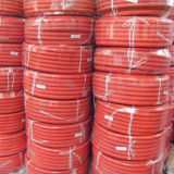 Tubo de goma flexible de la manguera de agua