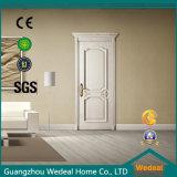 Cadre de porte en bois solide avec le modèle personnalisé (WDHO79)