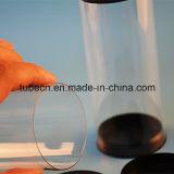 Alto tubo impaccante trasparente di PETG