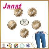 De nieuwe Knopen van de Jeans van het Messing van de Stijl Koele voor Meisjes