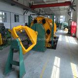 Máquina subacuática de la fabricación de cables del alambre
