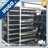 Constructeurs chinois chariot ordinaire manuel de levage à main de chariot à chariot à faisceau de 1 tonne