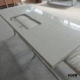 Parte superiore di superficie solida calda di vanità della cucina e della stanza da bagno