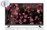 C.C 12V/C.A. 110-240V 17/19/21/22/24/28 pouce LED TV avec des agrafes de crocodile