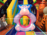 Adults를 위한 9X4X7m Fashionable Commercial Inflatable Slide