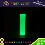 Dekorative Möbel-Farbe, die geleuchteten LED-Pfosten ändert