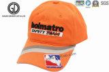 La broderie 100% du coton 3D de qualité folâtre le chapeau de base-ball, chapeau