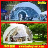 Geodetische Koepel om Tent Dia 10m Dia 12m Dia 14m Dia 16m