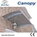 Baldacchino esterno del portello del tetto di plastica di alluminio del blocco per grafici (B900-1)