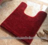 Porta da espuma da memória do poliéster/esteira/tapete antiderrapantes tapete do assoalho/área/banho
