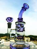 高いカラーボールのガラスクラフトの灰皿のShishaの水ぎせるのホウケイ酸塩の再資源業者のタバコ煙る水ぎせるのためのガラス配水管の目録