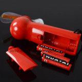 Fördernder eingebrannter LED-Meldung-Ventilator mit kundenspezifischem Firmenzeichen (3509)