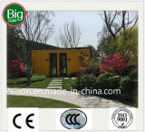 Chalet prefabricado de Confortable del mejor precio/prefabricado móvil de vida de la casa por días de fiesta