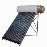 Calentador de agua solar de la tecnología del tubo de calor para Kenia