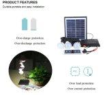 Sistema de iluminación solar redondo de la nueva del estilo de poste calle barata material excelente del montaje