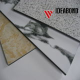 Materiales de techo Panel compuesto de aluminio estándar SGS