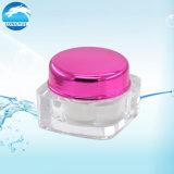 cosmético 50ml que empacota o frasco mal ventilado do creme do frasco para a venda