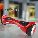 Дешевая удобоподвижность двойного места стоя электрический самокат малышей колеса самоката 2