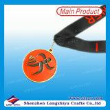 Le métal folâtre la médaille avec la gravure personnalisée de logo