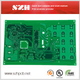 Szh 4layers 2mm 1oz Immersion Gold PCB Board