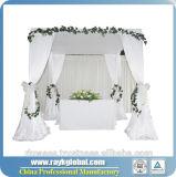 China elegante drapeja o contexto da decoração do casamento da cortina - contexto de China, contexto do casamento