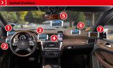 Suporte de braço universal de braço longo móvel celular Suporte de suporte de carro para seu suporte de telefone móvel para iPhone GPS MP4