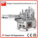 Máquina de papel quente de tecido da venda na linha de produção