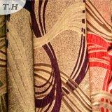 Paño curvado grande del sofá del modelo 2016 por la fábrica china de la materia textil (FTH32074)