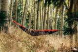 Goodwin Double Camping Hammock - Lightweight Portable Nylon Parachute Hammock per Backpacking, Travel, Beach, Yard.