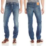 Джинсыы джинсовой ткани Spring&Autumn людей способа верхнего качества экспорта