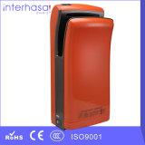 Do forte vento elétrico de alta velocidade dobro automático do banheiro do jato de RoHS do Ce secador impermeável da mão