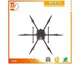 Ailes de propagation de Dji S900 + A2 + UAV professionnel de photographie aérienne de Zenmuse Z15-A7