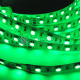 Indicatore luminoso di striscia flessibile del LED SMD5050 60LEDs/M 14.4W