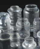 Wide Mouth 2 Cavity Plastic Pet Jar Blow Machinery