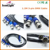卸売3 Pin DMX Controller 1.2m Length DMX Cable