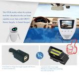 Sistema de segurança Visão frontal G-Sensor Full HD 1080P Mini DVR