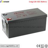 鉛のUPSシステムのための酸の深いサイクルのゲル電池12V65ah